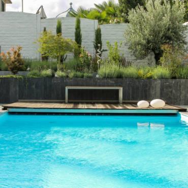 Swimmingpool im Garten? Gartenneugestaltung im Kreis Heinsberg